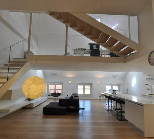 Immobiliare ZB Salita Santa Caterina, stepitoso attico mq 300 con ...