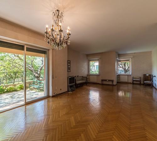 Immobiliare zb via pirandello meraviglioso appartamento con giardino agenzia immobiliare genova - Appartamento con giardino genova ...