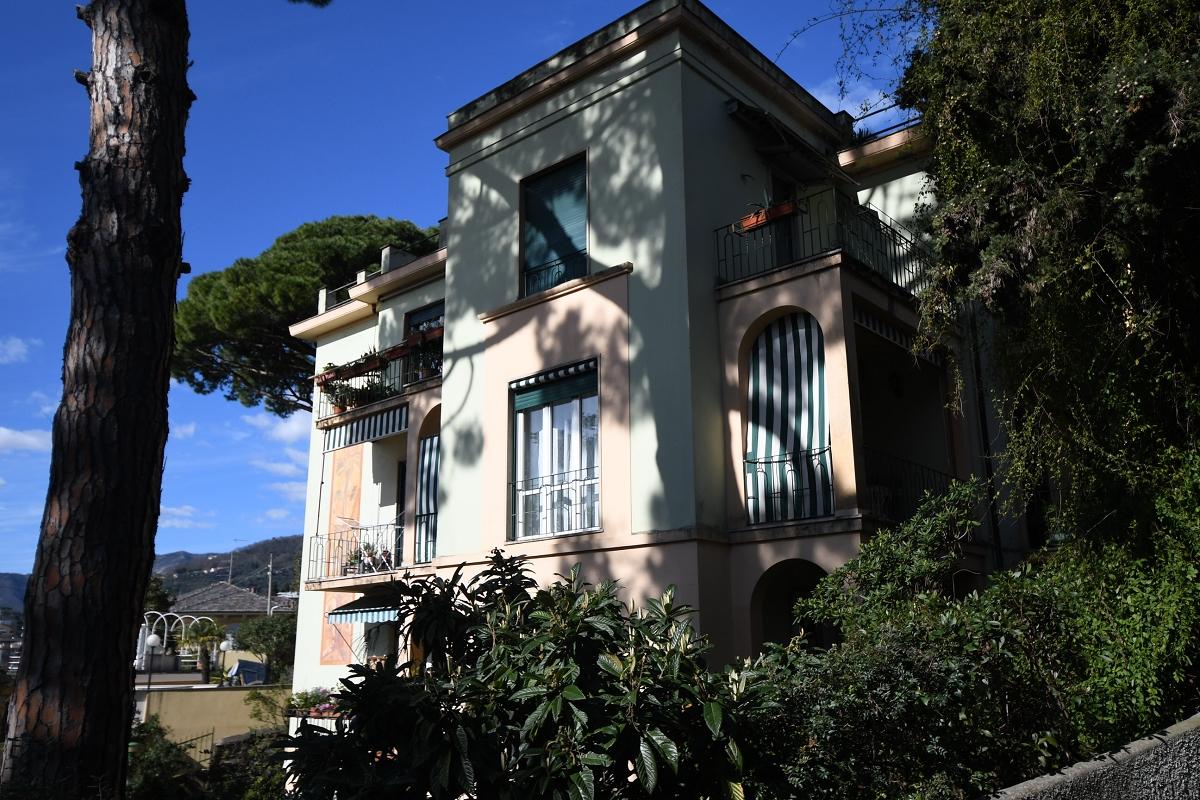 Agenzie Immobiliari A Rapallo immobiliare zb rapallo, attico con terrazzi panoramici