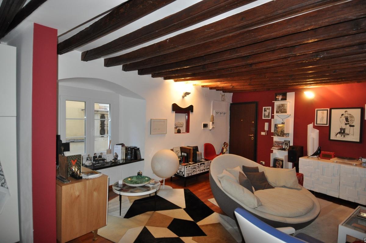 Immobiliare zb via luccoli perfetto appartamento casa loft vendita affitto centro storico - Centro bagni e cucine genova ...