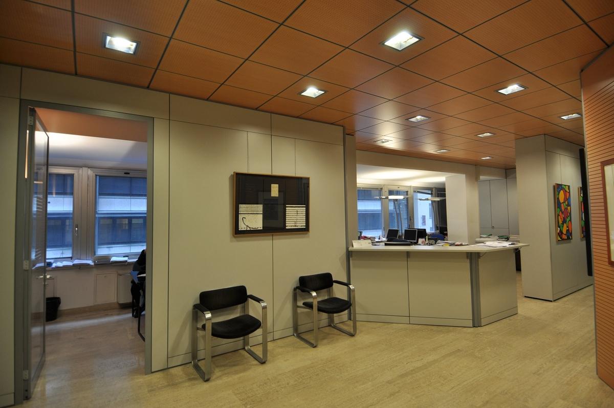 Immobiliare zb vendita ufficio via bartolomeo bosco for Centro ufficio